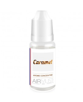 Arome Caramel Airmust 10 ml