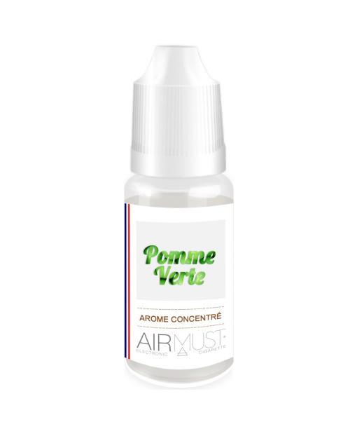 Arome Pomme Verte Airmust 10 ml