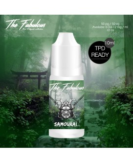 Samouraï - The Fabulous 10 ML