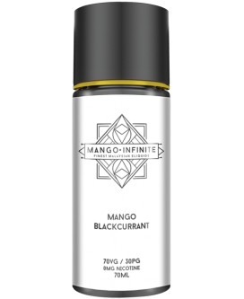 Mango Blackcurrant - 70ml