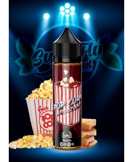 Pop Corn Butterscotch - Supafly 50ml